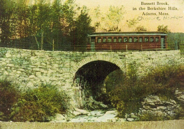 Bassett Brook Bridge