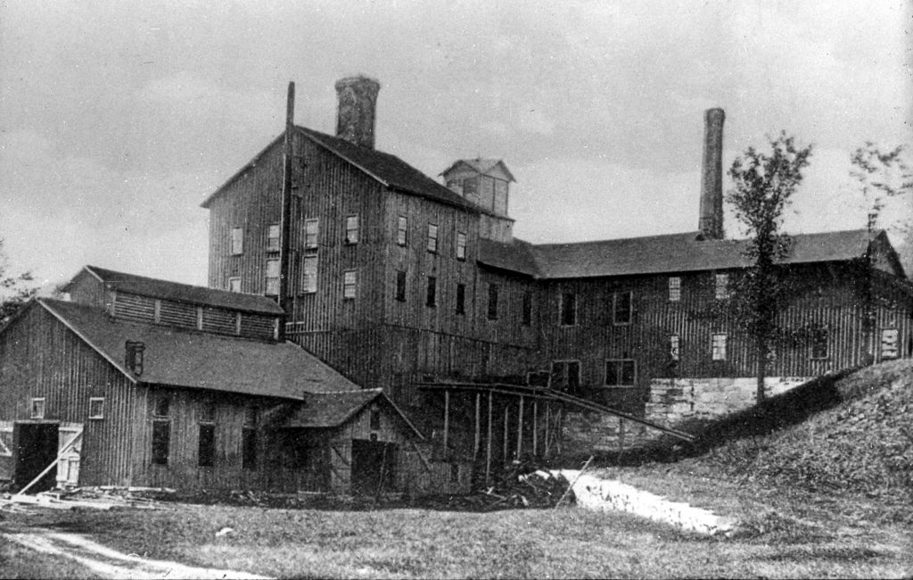Richmond Iron Co Furnace Hill