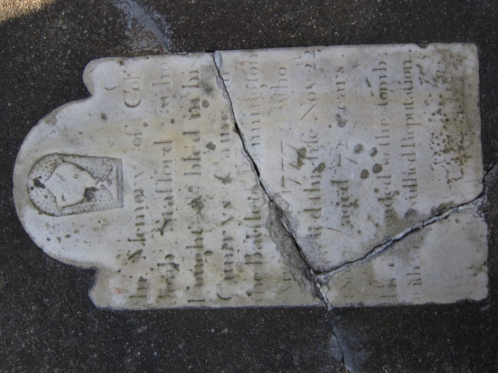 Stafford Grave
